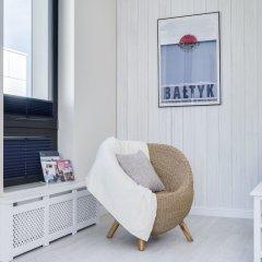 Апартаменты Lion Apartments - Blue Marina комната для гостей фото 5