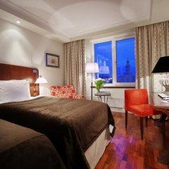 Гостиница Sokos Olympia Garden 4* Стандартный номер с различными типами кроватей фото 6