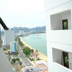 Апартаменты Sunrise Ocean View Apartment Апартаменты Эконом фото 17