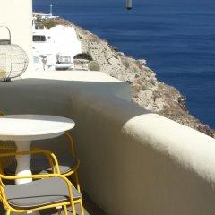 Отель Aerie-Santorini Греция, Остров Санторини - отзывы, цены и фото номеров - забронировать отель Aerie-Santorini онлайн балкон