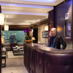 Отель Elysées Hôtel интерьер отеля фото 2