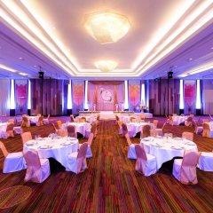 Отель Pullman Khon Kaen Raja Orchid Таиланд, Кхонкэн - отзывы, цены и фото номеров - забронировать отель Pullman Khon Kaen Raja Orchid онлайн помещение для мероприятий фото 2