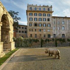Отель The Rooms of Rome Palazzo Rhinoceros Италия, Рим - отзывы, цены и фото номеров - забронировать отель The Rooms of Rome Palazzo Rhinoceros онлайн с домашними животными