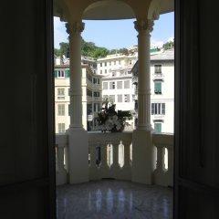 Отель Palazzo Gropallo Rooms Италия, Генуя - отзывы, цены и фото номеров - забронировать отель Palazzo Gropallo Rooms онлайн балкон
