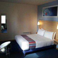 Travelodge London Central City Road Hotel Стандартный номер с различными типами кроватей фото 3