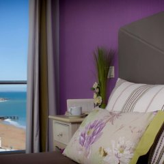 Отель Vila São Vicente - Adults Only комната для гостей