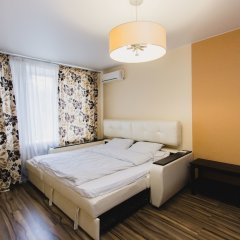 Апартаменты 2 Bedroom Apartment Pathos in Khamovniki комната для гостей