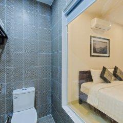 Отель Ancient Terracotta Villa ванная