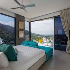 Отель 5-Bedroom Villa Omari with Private Pool пляж Ката комната для гостей фото 4