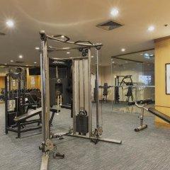 Отель Bliston Suwan Park View фитнесс-зал фото 3
