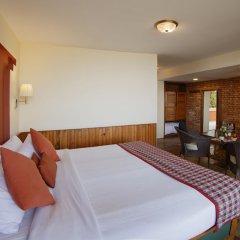 Отель Dhulikhel Lodge Resort Непал, Дхуликхел - отзывы, цены и фото номеров - забронировать отель Dhulikhel Lodge Resort онлайн комната для гостей фото 4