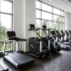 Bethesda North Marriott Hotel & Conference Center фитнесс-зал фото 2