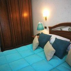 Отель Euro House Inn Фьюмичино сейф в номере