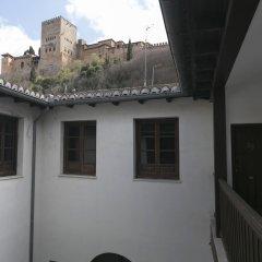 Отель Shine Albayzín балкон