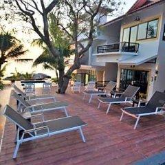 Отель Simple Life Cliff View Resort фитнесс-зал