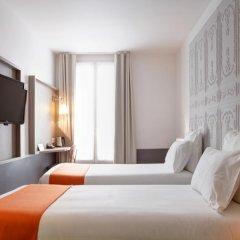 Отель Contact ALIZE MONTMARTRE 3* Стандартный номер с различными типами кроватей фото 20