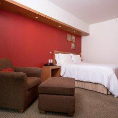 Отель Hampton Inn by Hilton Guadalajara/Expo Jalisco Mexico комната для гостей фото 5