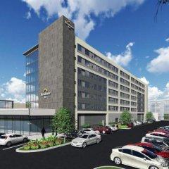 Отель Residence Inn by Marriott Columbus University Area парковка