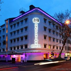 Novum Hotel Excelsior Düsseldorf фото 3