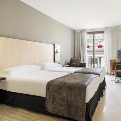 Hotel ILUNION Almirante комната для гостей