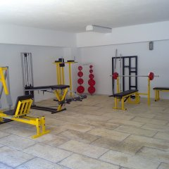 Отель Vip Executive Zurique Лиссабон фитнесс-зал