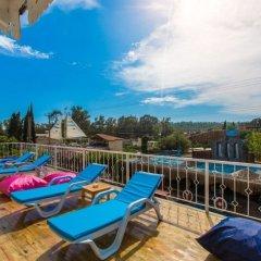 Sisyphos Hotel Турция, Патара - отзывы, цены и фото номеров - забронировать отель Sisyphos Hotel онлайн пляж фото 2