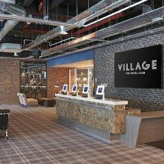 Village Hotel Glasgow интерьер отеля