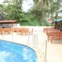 Отель Colva Kinara Индия, Гоа - 3 отзыва об отеле, цены и фото номеров - забронировать отель Colva Kinara онлайн бассейн фото 3