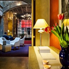 Отель Neri – Relais & Chateaux Испания, Барселона - отзывы, цены и фото номеров - забронировать отель Neri – Relais & Chateaux онлайн комната для гостей фото 5