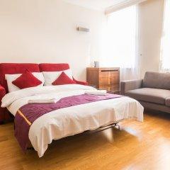 Отель Belgravia Apartments - Grosvenor Gardens Великобритания, Лондон - отзывы, цены и фото номеров - забронировать отель Belgravia Apartments - Grosvenor Gardens онлайн комната для гостей фото 2