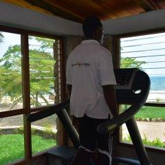 Hotel Club Du Lac Tanganyika фитнесс-зал
