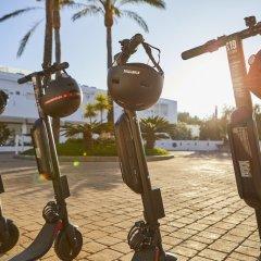 Отель FERGUS Conil Park Испания, Кониль-де-ла-Фронтера - отзывы, цены и фото номеров - забронировать отель FERGUS Conil Park онлайн фитнесс-зал