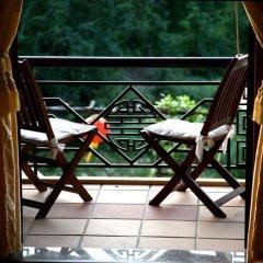 Thien Thanh Green View Boutique Hotel балкон