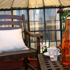 Отель Nuevo Suizo Bed and Breakfast балкон