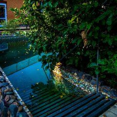 Отель -Пансионат Поместье Белокуриха бассейн