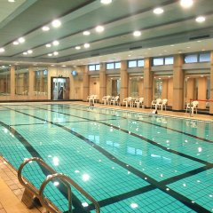 Shanghai Donghu Hotel бассейн