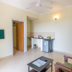 Отель Palmarinha Resort & Suites Гоа в номере