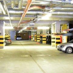 Отель Apartamenty Design Centrum парковка