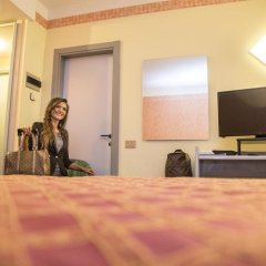 Hotel Grassetti Корридония комната для гостей