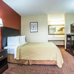 Отель Quality Inn And Suites Monroe комната для гостей фото 2