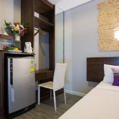 Отель Metro Resort Pratunam Бангкок удобства в номере