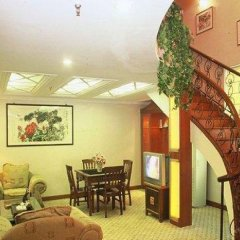 Отель Shi Ji Huan Dao Сямынь питание фото 2