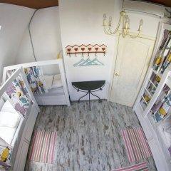 Хостел Gindza Hostel Sretenka комната для гостей