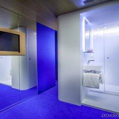 Отель Hôtel Odyssey by Elegancia ванная