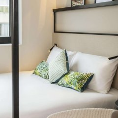 Отель Capital Бельгия, Брюссель - отзывы, цены и фото номеров - забронировать отель Capital онлайн комната для гостей фото 3