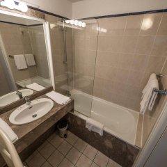 Отель Résidence Sokoburu Франция, Хендее - отзывы, цены и фото номеров - забронировать отель Résidence Sokoburu онлайн ванная фото 2