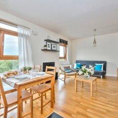 Апартаменты P&O Apartments Arkadia Варшава комната для гостей