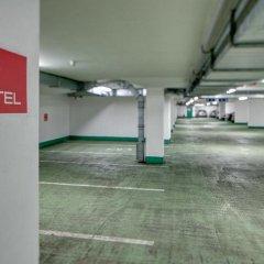 Отель Best Western Amedia Praha парковка