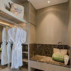 Отель Meliá Ho Tram Beach Resort сауна