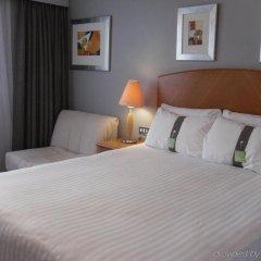 Отель Holiday Inn Manchester West Солфорд комната для гостей фото 4